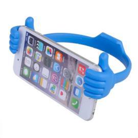 سيليكون الإبهام موافق تصميم حامل للهواتف المحمولة وأجهزة لوحية