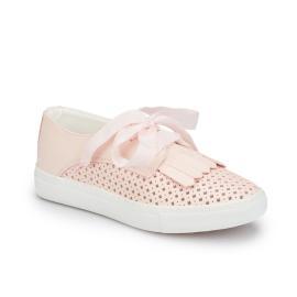 حذاء للبنات (سنيكر) باللون الزهري الفاتح من ماركة بولاريس