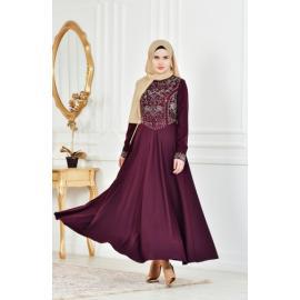 فستان الحفلات للمحجبات