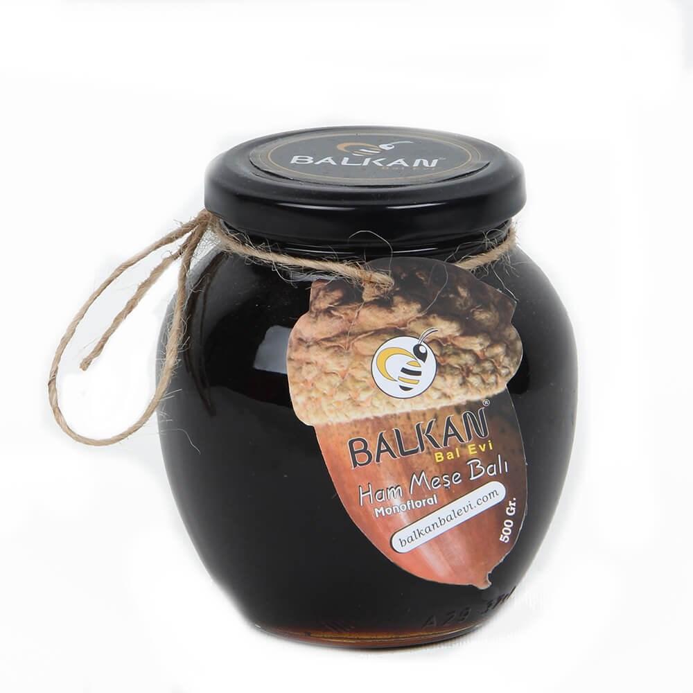 عسل بلوط التركي الاصلي سوبر 500 غرام مضمون