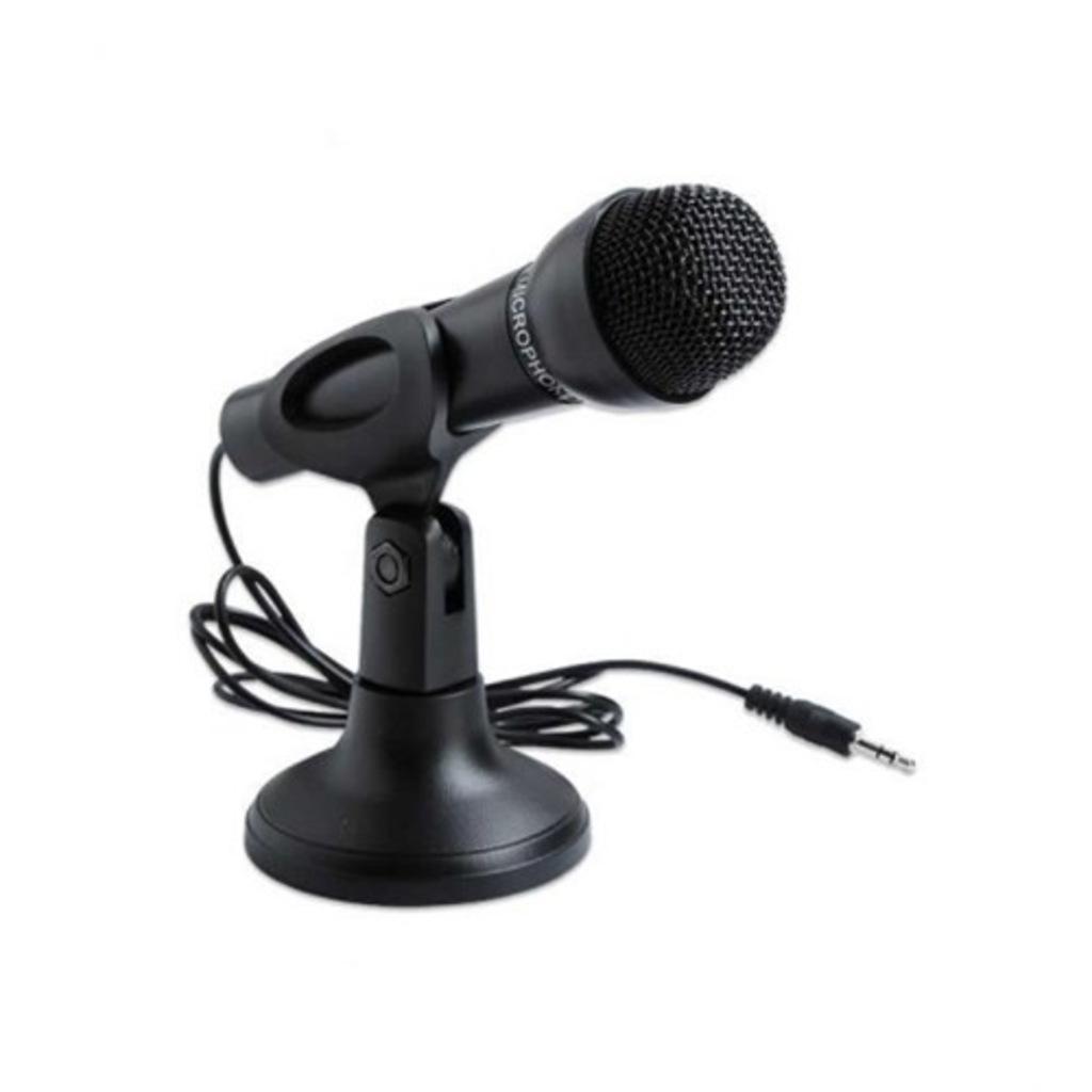 مايك بشريط لاجهزة الصوت والمحادثات الصوتية نقاوة عالية